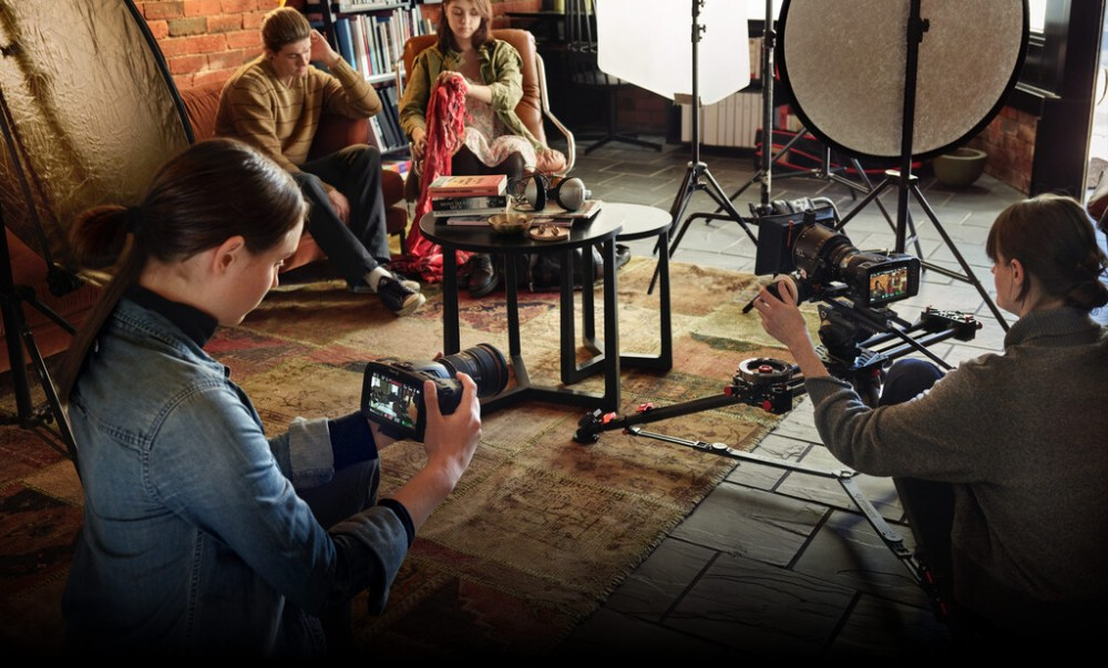 Qué equipo fotográfico y requisitos de imagen exige Netflix para grabar sus series y películas