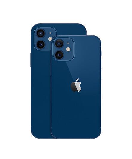 iPhone 12 y 12 Mini