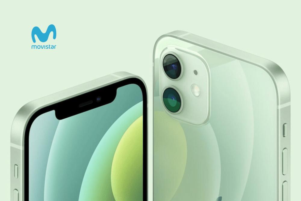Precios iPhone 12 Mini y iPhone 12 Pro Max con pago a plazos y tarifas Movistar