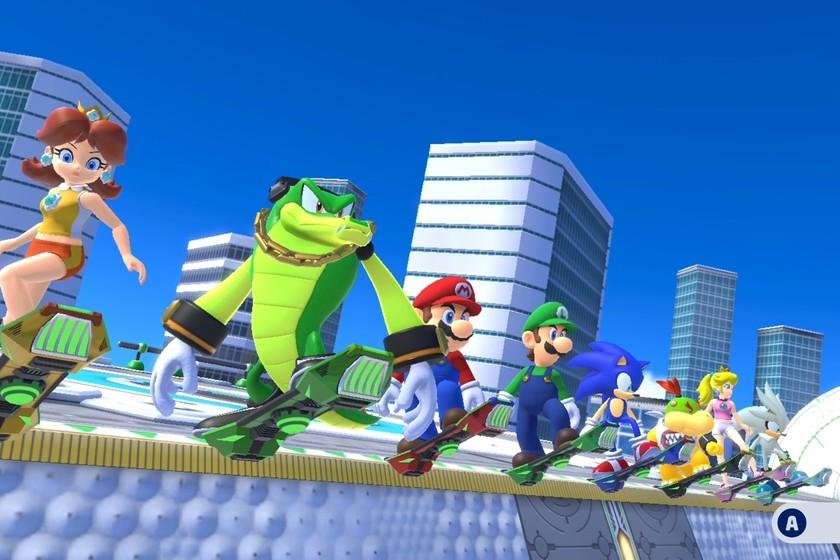Mario y Sonic en los Juegos Olímpicos de Tokio 2020 revela sus Eventos Fantasía, unas disciplinas con una temática muy especial
