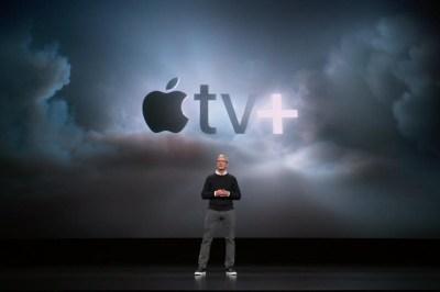 Apple TV+ podría lanzarse en noviembre a un precio de 9,99 dólares al mes