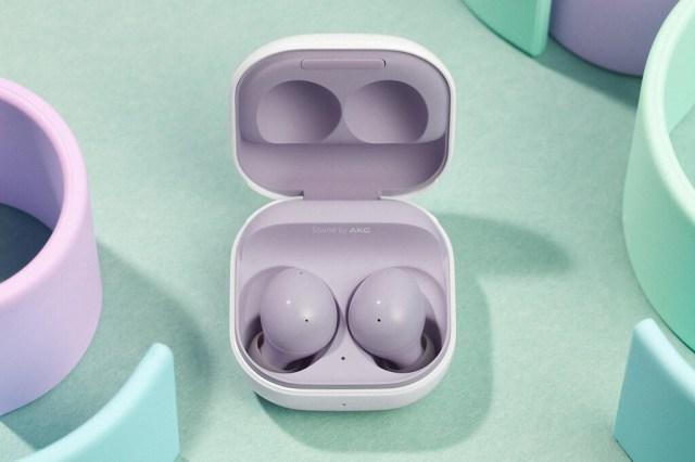 Samsung Galaxy℗ Buds2: audífonos TWS más pequeños, ligeros y con cancelación de hasta el 98% del ruido