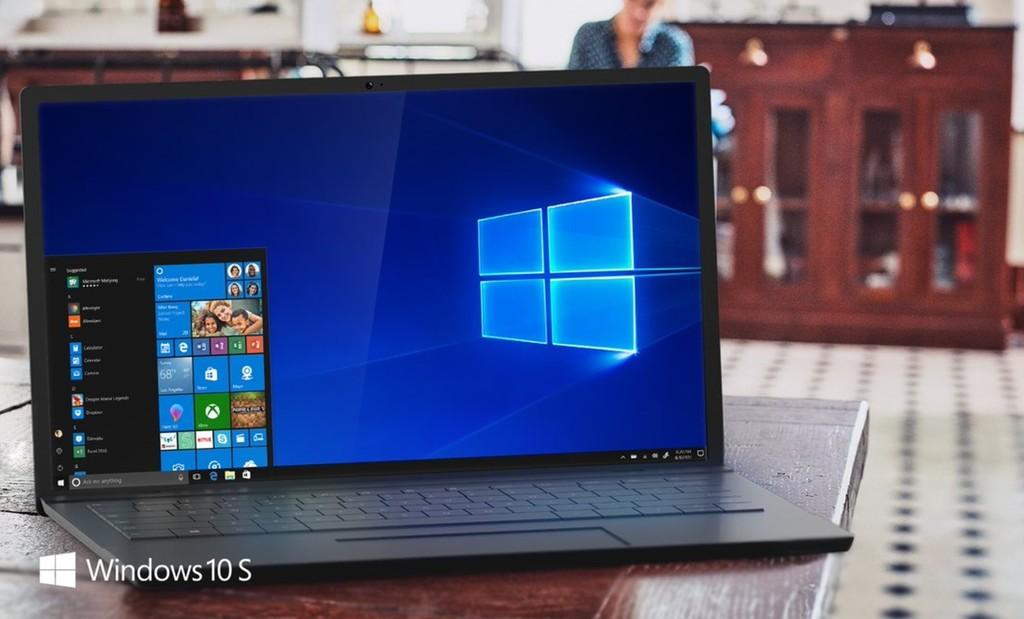Windows diez S