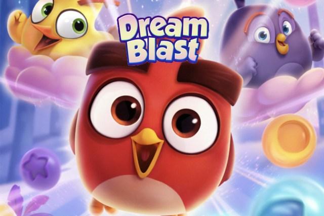Angry Birds Dream Blast, el renovado juego de Rovio, ya está habilitado para <stro data-recalc-dims=