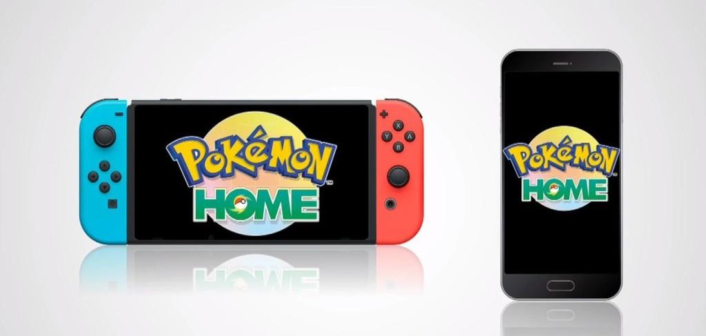 Nintendo anuncia 'Pokémon Home' para febrero, que permitirá almacenar en la nube e intercambiar 200 Pokémon clásicos
