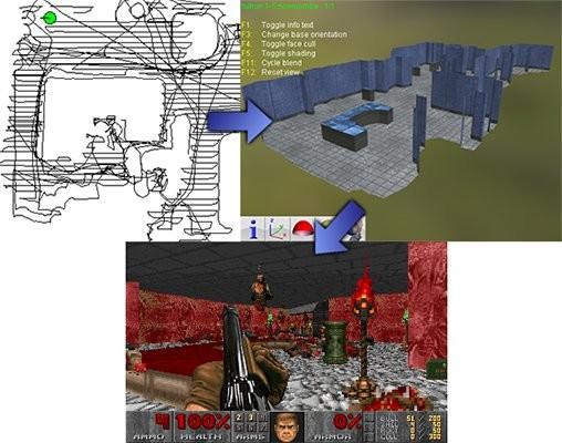 Permalink to El mapa de tu casa para jugar a Doom te lo hace automáticamente una Roomba con este script