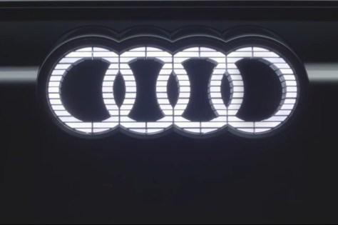 Audi E Tron Shanghai