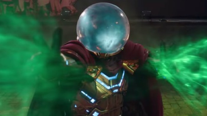 Spider Man Far From Home Mysterio Costume Details Revealed Social