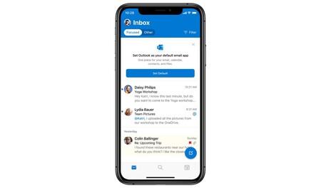 Dies sind die Neuigkeiten, die Microsoft Edge, OneDrive und Outlook zur Verfügung stellen wird, um das Potenzial von iOS 14 und iPadOS 14 zu nutzen