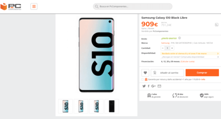 Where to buy the new Samsung Galaxy S10 +, Galaxy S10 and Galaxy S10e