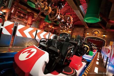 Super Nintendo World Montana Rusa Mario Kart Ar