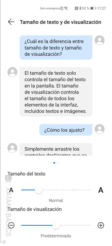 Letra Interfaz