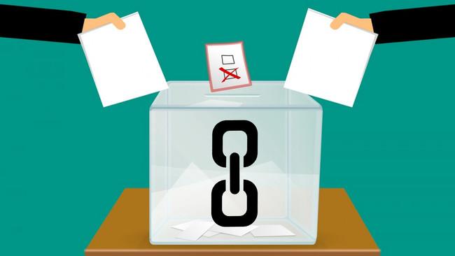 Primera Ciudad Japon Voto Blockchain