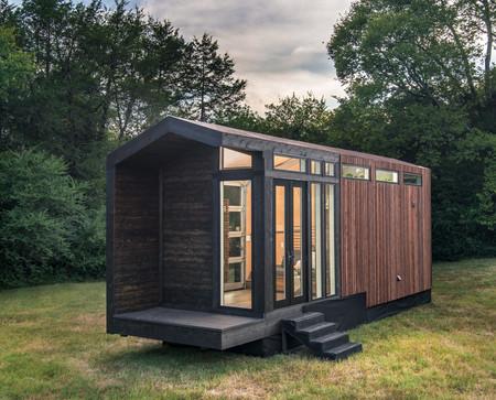 A mini farm-style house