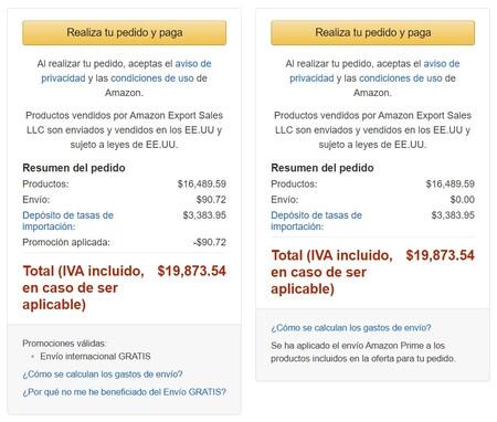 Descuento del Samsung Galaxy S21+ en Amazon México