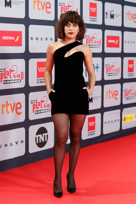 Premios Platino 2021 Maria Leon