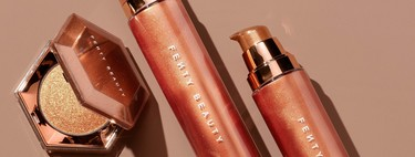 Fenty Beauty, we proposed to presume of skin with the effect more glow thanks to their new signings