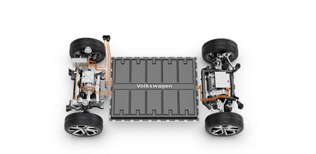 Plataforma Meb Volkswagen Id Crozz