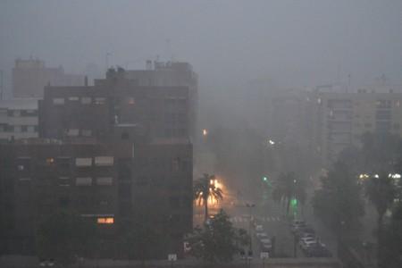 Pluja Torrencial A Algiros Valencia