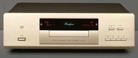 Cd Accuphase Dp