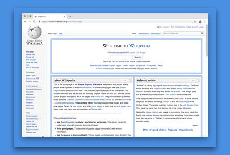Wikipedia Simple