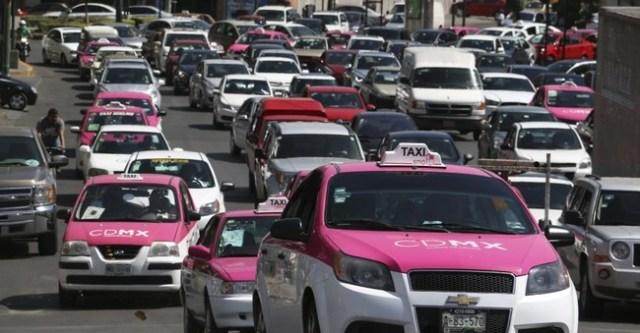 Taxis Ciudad De Mexico Drogan Usuarios