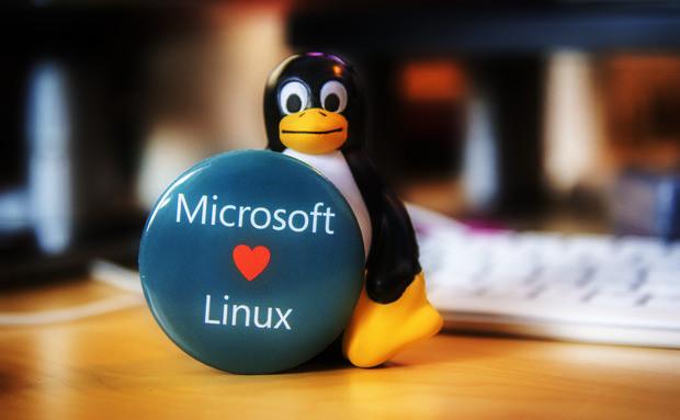 Microsoft ha construido su propio kernel de Linux personalizado para integrarlo en Windows 10, algo inimaginable hace unos años
