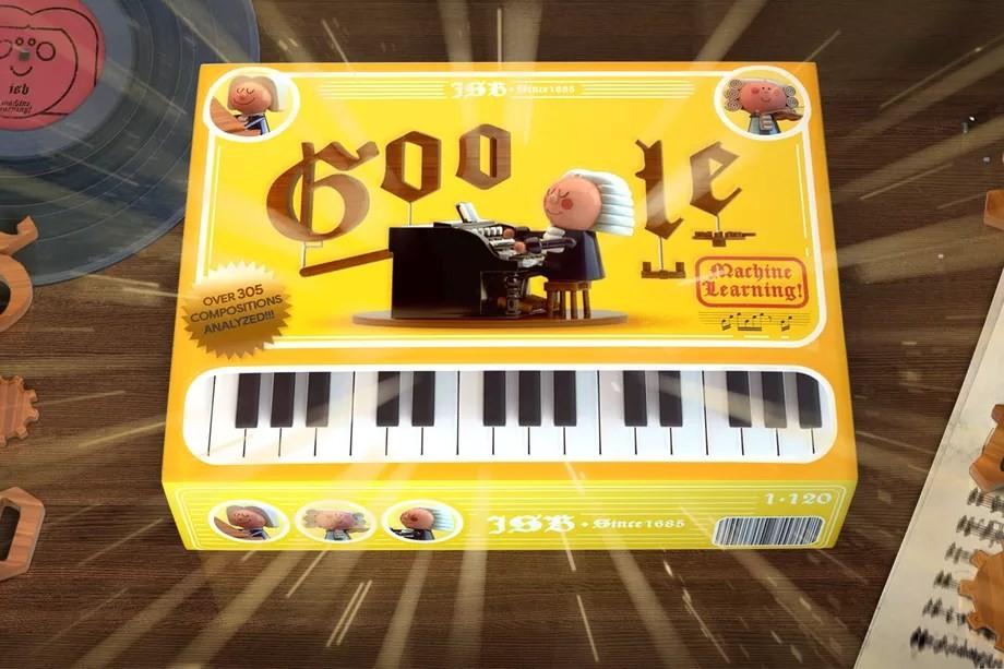 Permalink to Doodle dedica a Bach su primer doodle con inteligencia artificial y nos permite componer nuestra propia pieza musical