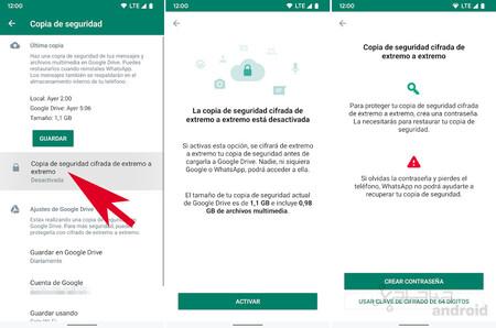 Whatsapp Encrypted Backup 1