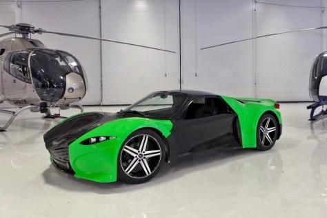 Dubuc Motors Tomahawk 2