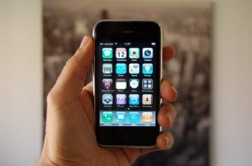 iPhone tarda en encender