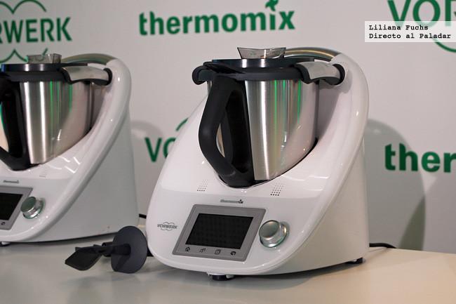 Thermomix se moderniza Qu ofrece el nuevo modelo