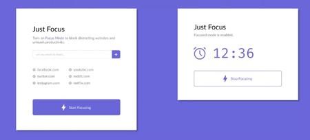 Window Y Just Focus Simple Website Blocker For Chrome® Product Hunt