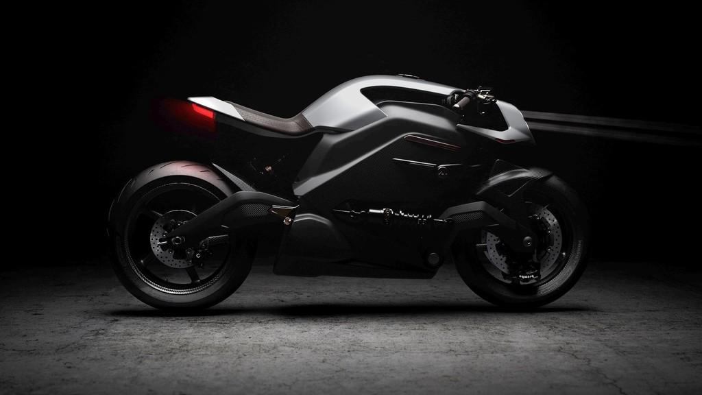 ARC Vector: la 1ª moto eléctrica con metodo sensorial alcanza hasta 241km/h y cuesta 103.000 euros