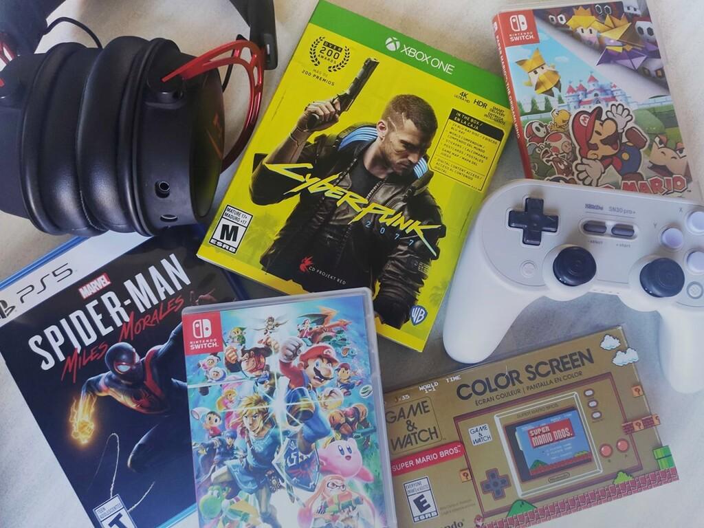 Cazando Gangas México: especial de la Semana del Gamer en Amazon México, ofertas y descuentos en productos de videojuegos