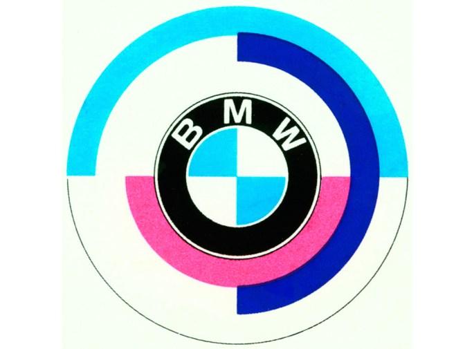 Logo Bmw Motorsport 1974