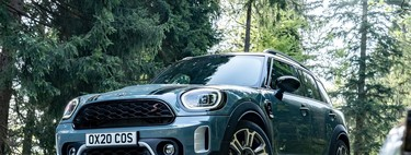 MINI less and less mini, they could launch another SUV larger than the Countryman and one more electric
