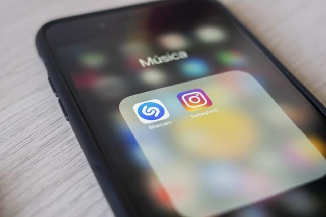 Cómo compartir las canciones reconocidas con Shazam en las historias de Instagram
