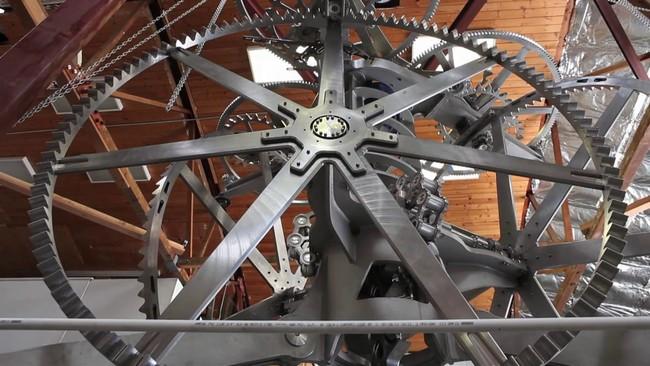 Permalink to El 'Reloj de los 10.000 años' inicia su construcción: el ambicioso proyecto de 42 millones de Jeff Bezos