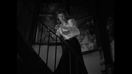 Dorothy Mcguire La Escalera De Caracol