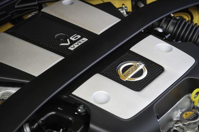 Nissan 370z1
