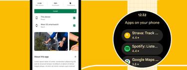 Cómo instalar apps en tu reloj Wear OS desde tu terminal Android