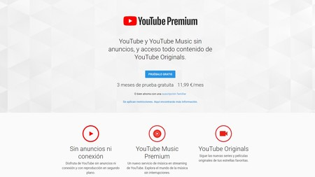 Google launches YouTube Music and YouTube Premium officially in Spain