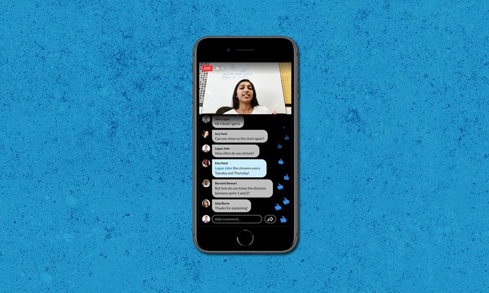 LinkedIn Live es la plataforma de streaming(transmisión) de vídeo que admitirá efectuar videoconferencias o entregas de premios
