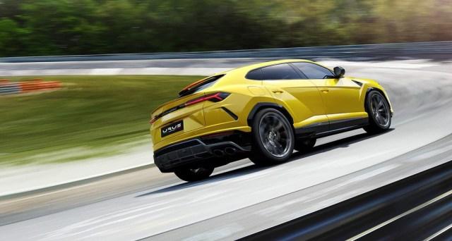 Lamborghini Urus 2019 19