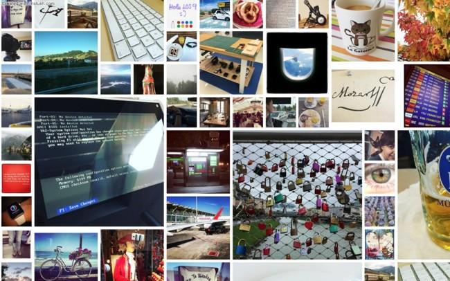Permalink to Cómo crear un wallpaper o un protector de pantalla con fotos de Instagram