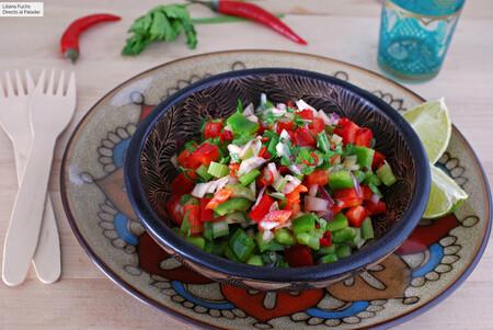 Moroccan crispy salad