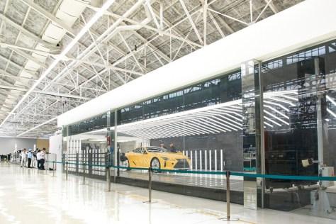 Lexus LC Production 2