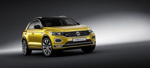 Volkswagen T Roc R Line P
