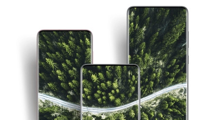Samsung Galaxy S20, S20+ y S20 Ultra.